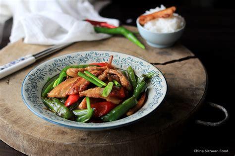 hunan fried pork