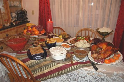 Thanksgiving Decorations Australia - thanksgiving dinner