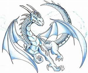 Ice Dragon by 7THeaven on DeviantArt | art projects ...