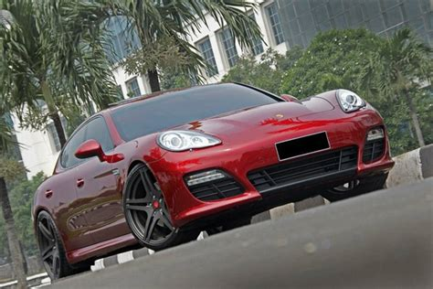 Porsche Panamera Modification by Inspiretuning 2011 Porsche Panamera Specs Photos