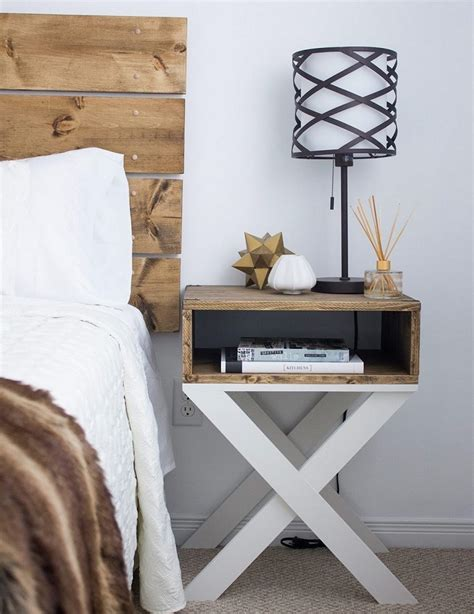 Cheap Nightstand Ideas by 14 Easy And Cheap Diy Nightstand Ideas For Your Bedroom
