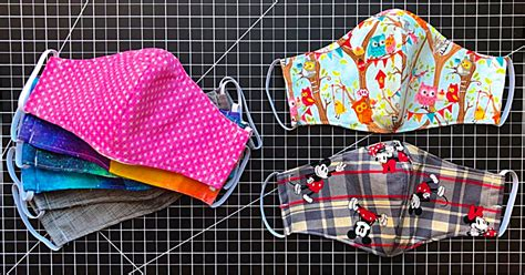They won't be used where proper ppe is required. 15-Minute Fabric Mask With A Free Pattern