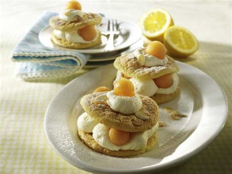 recette de desserts au citron maxi