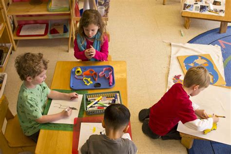 The Montessori Method - Highland Park Montessori