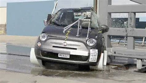 Fiat Safety Ratings by 2012 Fiat 500 Gets Contradictory Safety Ratings