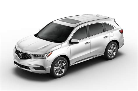 acura hybrid acura mdx hybrid reviews research new used models