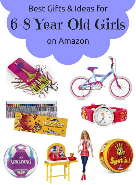 top gifts for girls age 6 8 best gifts ideas for school age 6 8 years on