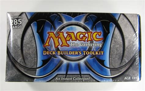 magic the gathering deck builder s toolkit 2011 engl