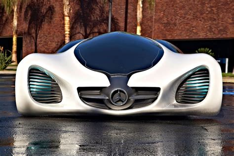 mercedes benz biome in action biome concept car organic car a perfect symbiosis with