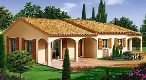 Maison 120m2 Plain Pied : constructeur de maison plain pied la maison des compagnons ~ Melissatoandfro.com Idées de Décoration