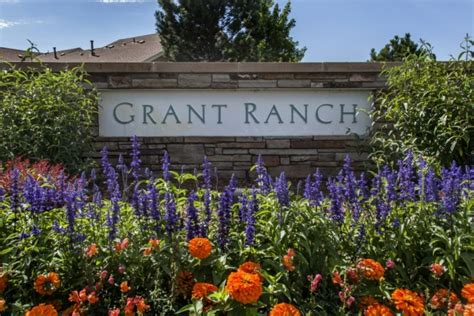 homes for sale in grant ranch of littleton colorado