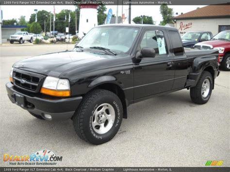 1999 ford ranger xlt extended cab 4x4 black clearcoat medium graphite photo 3 dealerrevs