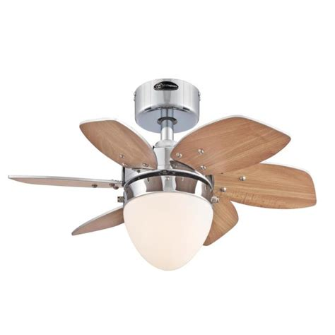 Westinghouse Lighting 24inchinch Indoor Ceiling Fan With