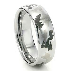mens wedding ban camouflage 39 s tungsten carbide wedding ring