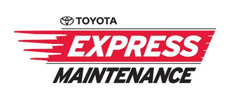 Toyota Maintenance by Toyota Express Maintenance San Jose Creek Toyota
