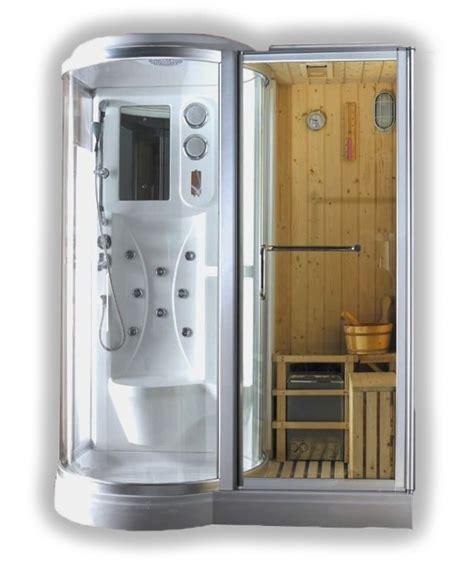 doccia sauna centro benessere con idromassaggio e bagno turco