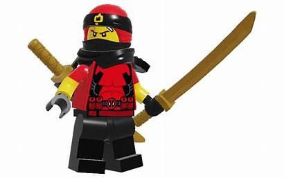 Ninjago Season Mecabricks Kai Svg Minifigure Kindpng