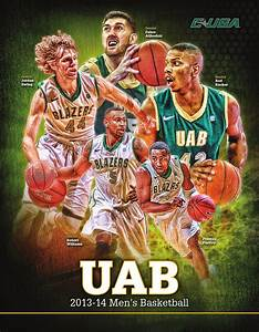 ISSUU - 2013-14 UAB Men's Basketball Media Guide by UAB ...