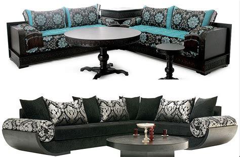 fauteuil de salon marocain et canap 233 moderne d 233 co salon