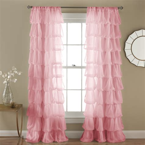 Lush Decor Serena Window Curtain by Window Curtains Usa