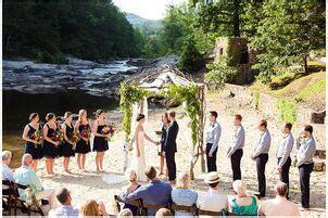 wedding reception venues  charlotte nc  knot