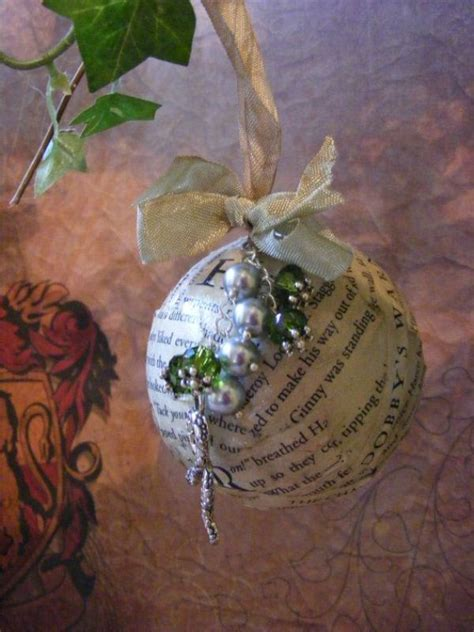 25 Great Harry Potter Christmas Ornaments Inspirations
