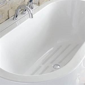 Fond De Baignoire : pastilles antid rapantes blanc pour baignoire douche grip leroy merlin ~ Melissatoandfro.com Idées de Décoration