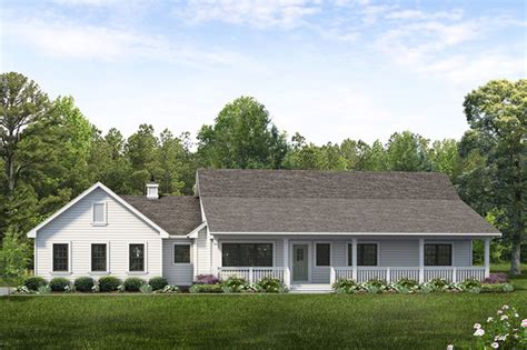 Ranch Style House Plan 3 Beds 2 Baths 1652 Sq/Ft Plan