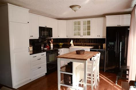 ikea white kitchen island ikea stenstorp kitchen island wooden top works with dark countertops because all quot below quot is
