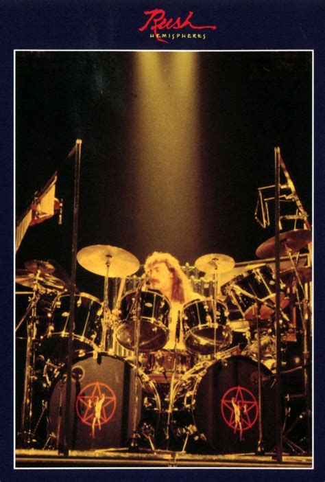 Rush: Hemispheres - Album Artwork