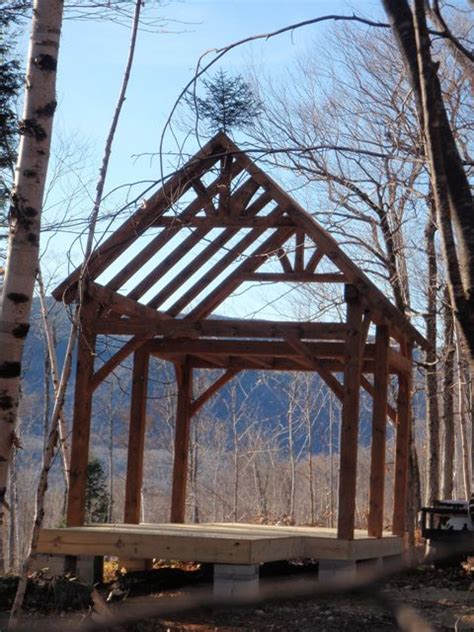 timber frame cabin small timber frame projects archives black timberworks