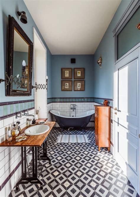 magnificent eclectic bathroom designs   full