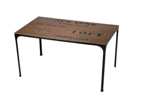 table a manger style industriel pas cher id 233 e table a manger industrielle pas cher