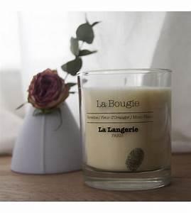 la bougie parfumee verveine fleur d39oranger musc blanc With tapis chambre bébé avec bougie fleur d oranger