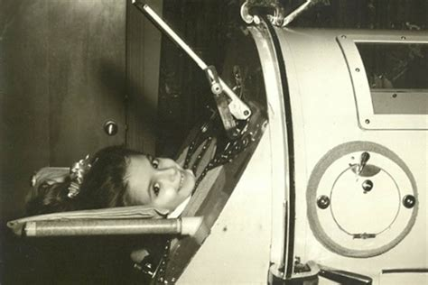 60 Years In An Iron Lung Us Polio Survivor Worries About