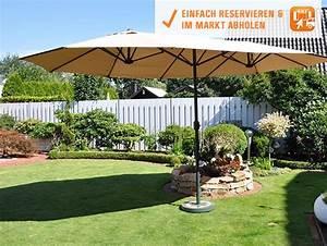 sonnenstoren sonnenschutz kaufen bei obi obich With französischer balkon mit sonnenschirm jumbo