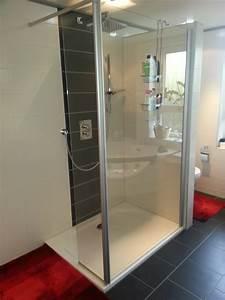 Dusche Und Bad : gerd nolte heizung sanit r badezimmer walkin dusche und puris badm bel ~ Markanthonyermac.com Haus und Dekorationen