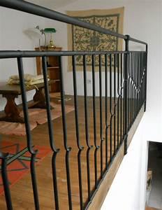 Garde Corps Contemporain : garde corps rampe escalier ~ Melissatoandfro.com Idées de Décoration