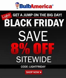 pre black friday light sale bulbamerica With black friday outdoor lighting sale