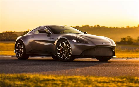 2019 Aston Martin Vantage Almost Sold Out For First