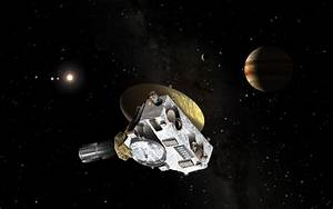 The New Horizons Spacecraft Continues Journey, After Pluto ...