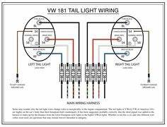 Headlight And Tail Light Wiring Schematic Diagram Typical 1973 : 1973 super beetle wiring diagram 1973 super beetle fuse ~ A.2002-acura-tl-radio.info Haus und Dekorationen