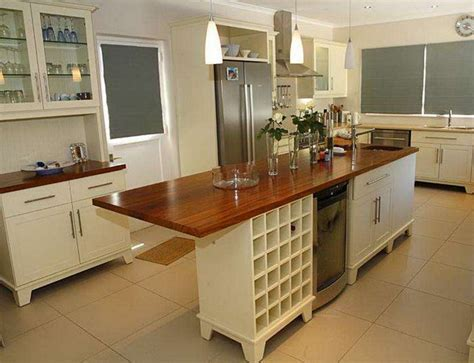 fabriquer un ilot de cuisine simple attrayant plan pour fabriquer un ilot de cuisine