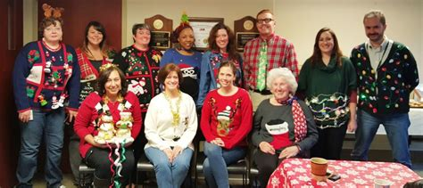 Ugly Christmas Sweater Party  - Gateway Longview Office