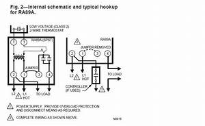 Wiring Aquastat And Relay To Control Oil Burner - Electrician Talk