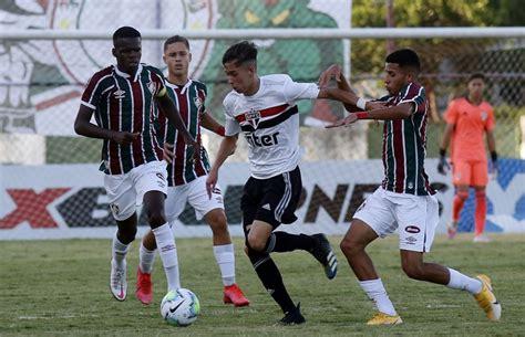 São Paulo sub-17 busca o título da Supercopa do Brasil ...