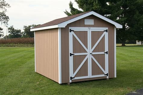 Storage Shed Ideas From Russellville, Ky