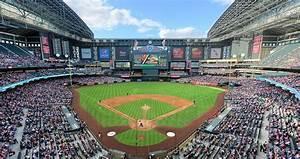 Chase Field, Arizona Diamondbacks ballpark - Ballparks of ...
