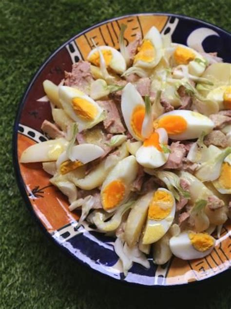 cuisine camarguaise salade de pommes de terre camarguaise recette cuisine