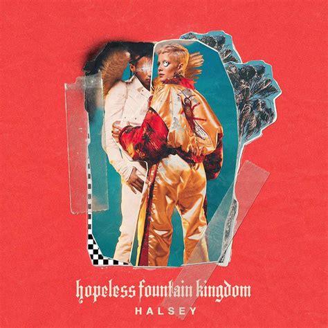Halsey: Hopeless fountain kingdom, la portada del disco